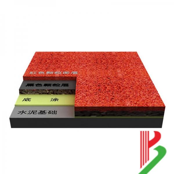 杭州透气型塑胶跑道材料
