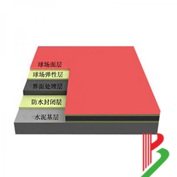 杭州硅PU球场