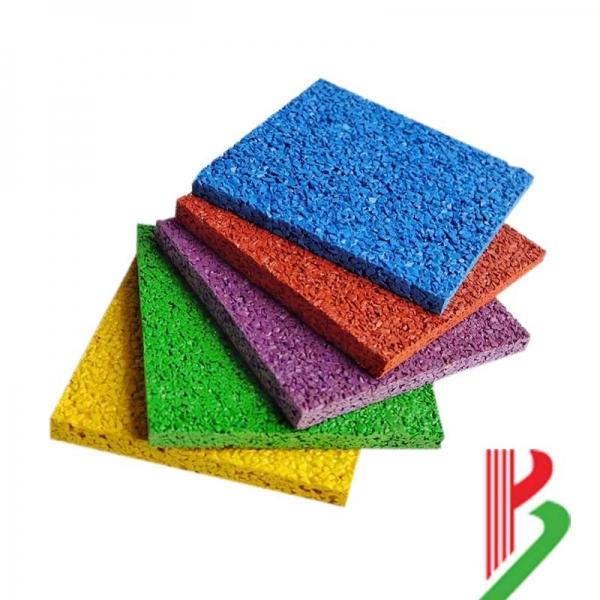 幼儿园EPDM橡胶地毯