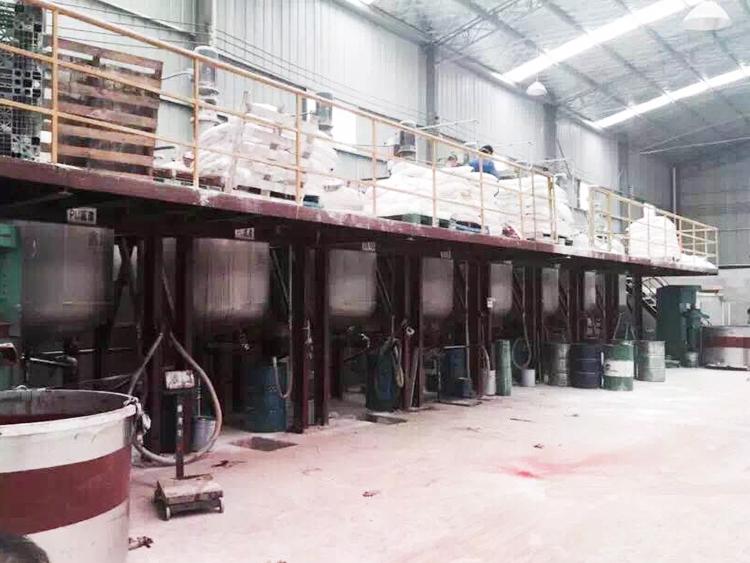 塑胶跑道材料生产基地