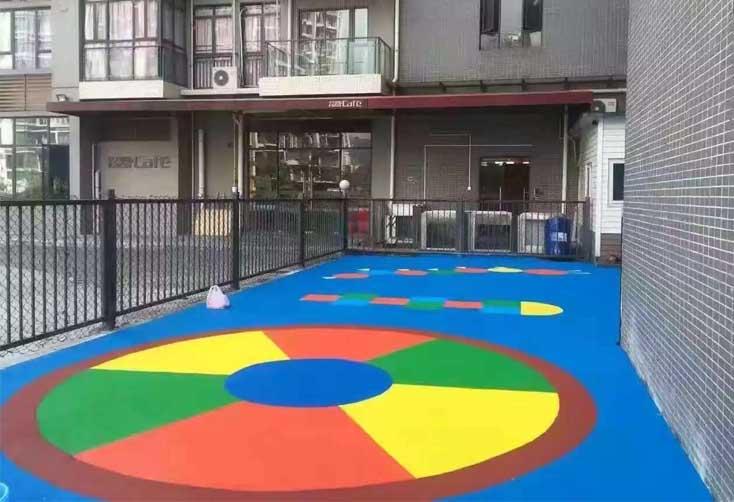 人造草坪厂家深圳华大幼儿园